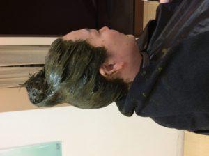 ヘナ ケイティipm インディゴ アーマラーキー デトックス 美容室 白髪染め カラー